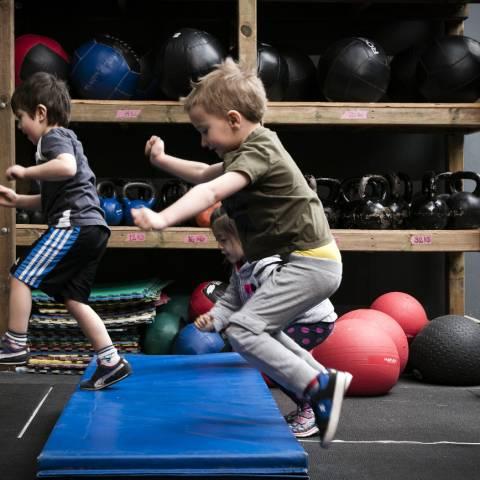 CrossFit M Ste-Julie (Kids)